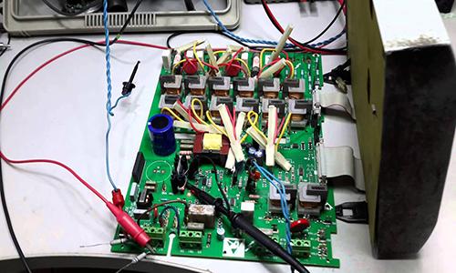 Sửa chữa bộ điều khiển Parker 590P, 591P, 590C, 591C